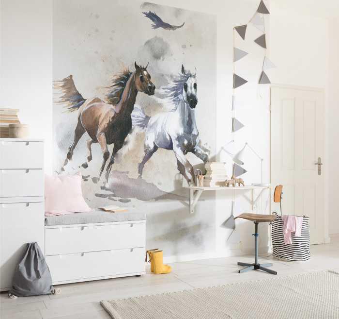 Digital wallpaper Wild Ride