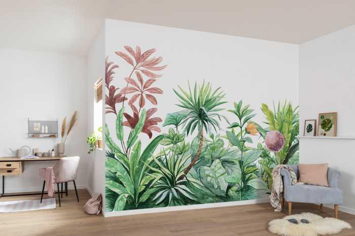 Digital wallpaper Terrain