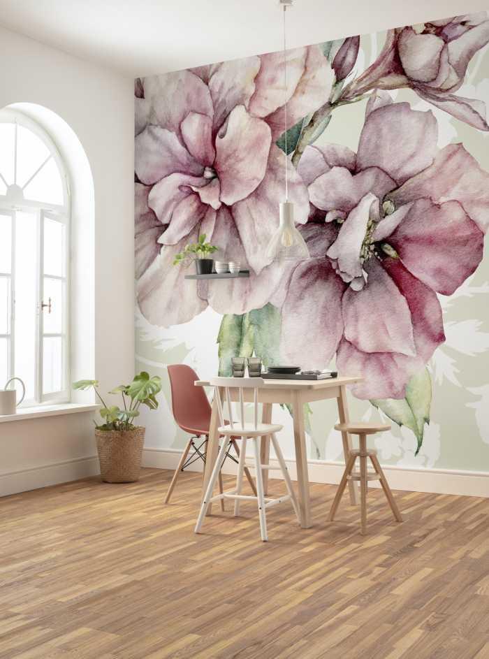 Digital wallpaper La Flor