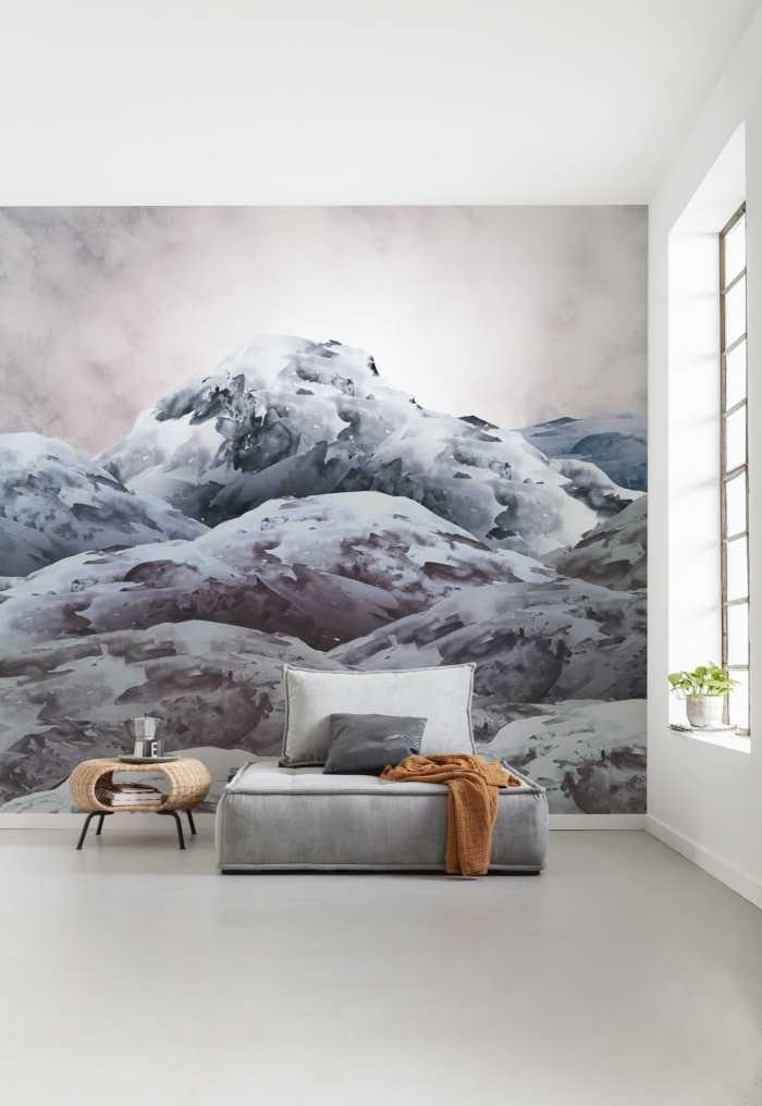 Digital wallpaper Shadow Mountain