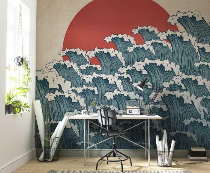 Digital wallpaper Nami