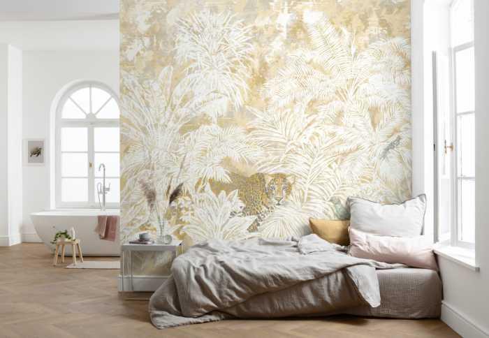 Digital wallpaper Jungle Maze