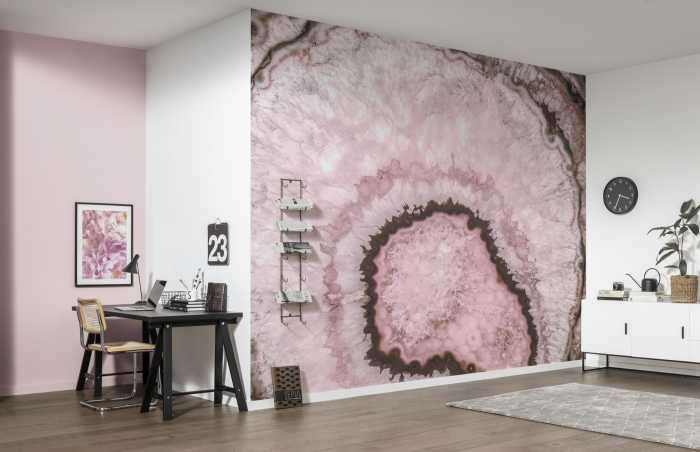 Digital wallpaper Geode