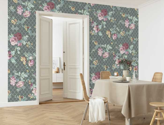 Digital wallpaper Embellish