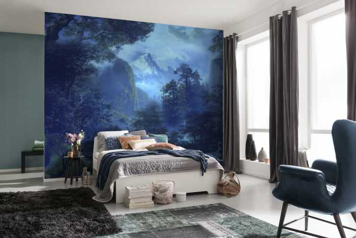 Digital wallpaper Midnight