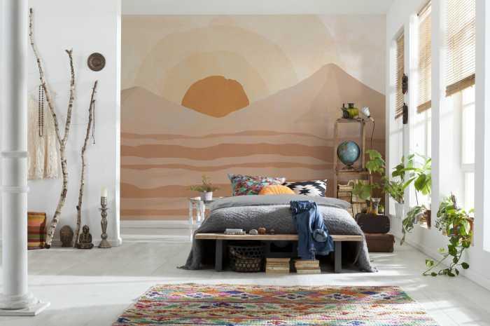 Digital wallpaper Sabbia