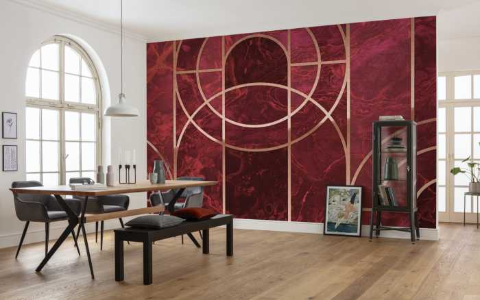 Digital wallpaper Pompeux