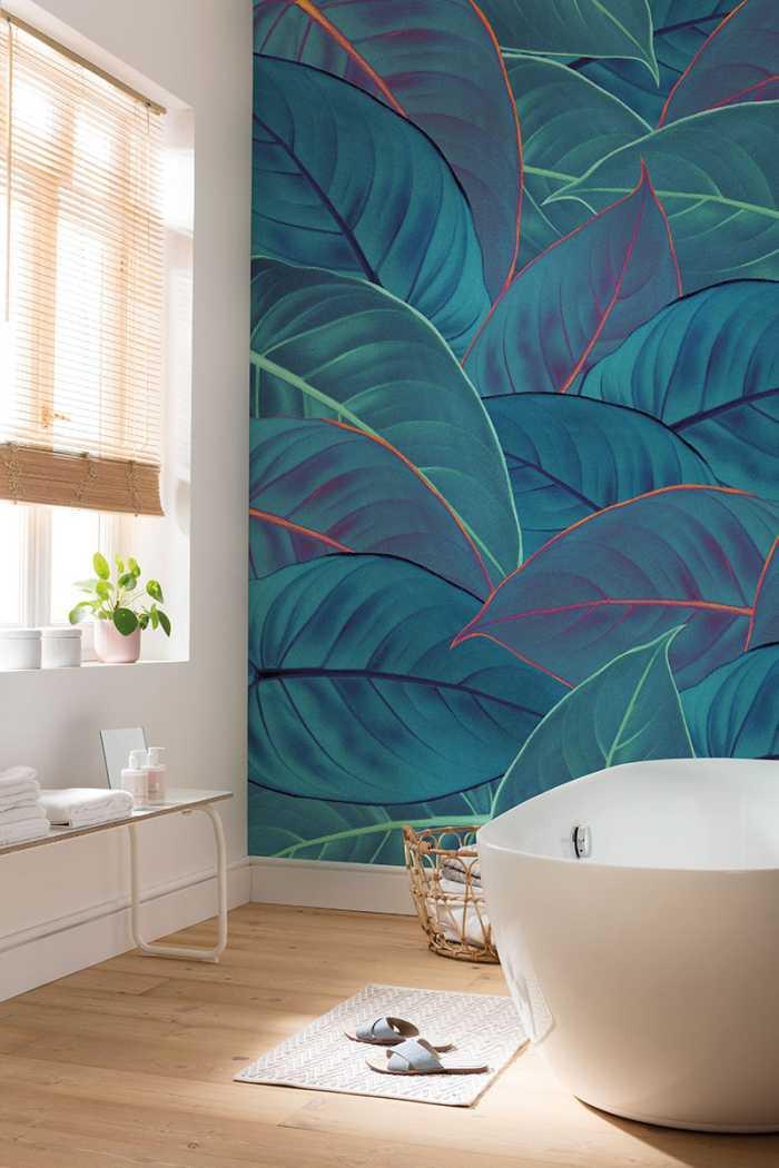 Digital wallpaper Foliage
