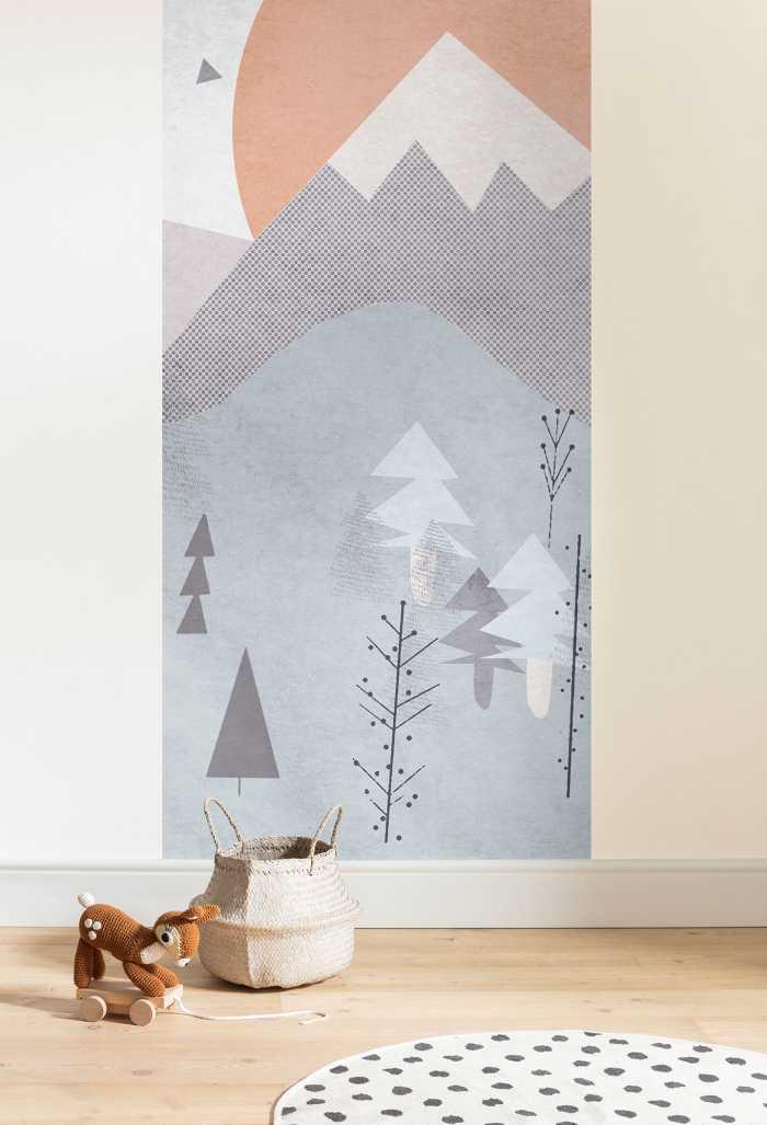 Digital wallpaper Wild and Free