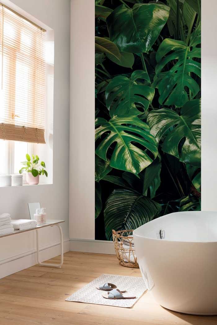 Digital wallpaper Tropical Wall
