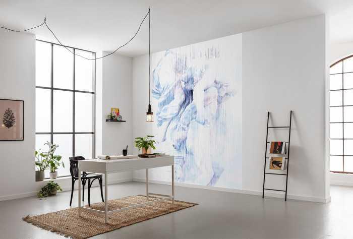 Digital wallpaper Dreaming of Roma