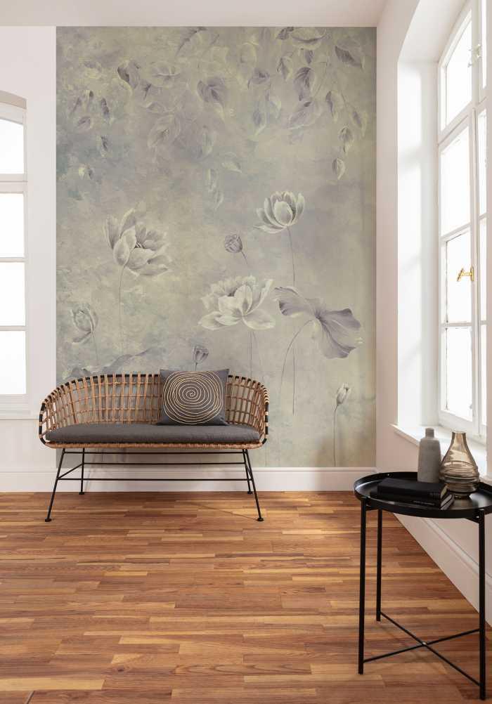 Digital wallpaper Water Lily