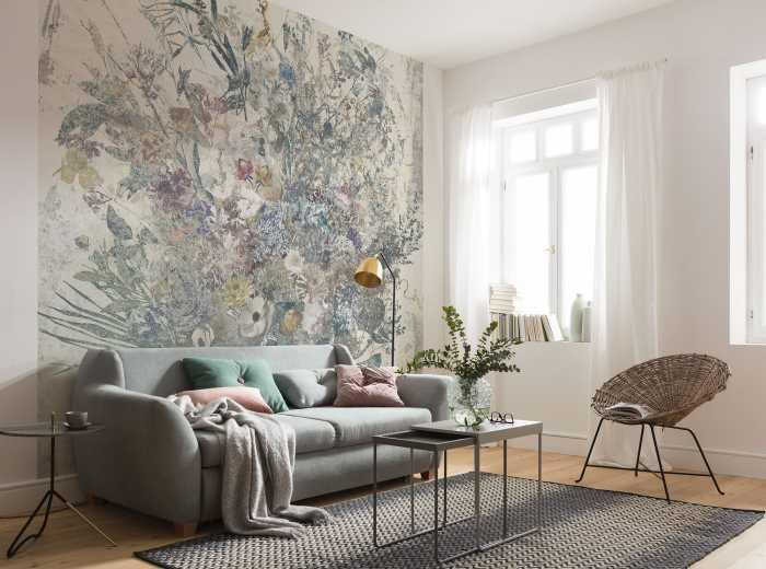Digital wallpaper Bouquet Blowout