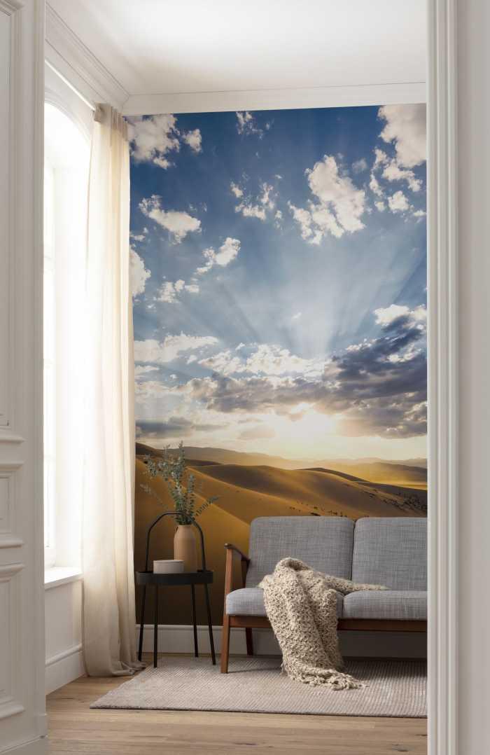 Digital wallpaper Wüstenmagie