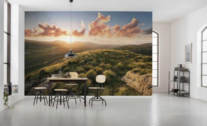 Digital wallpaper Abenteuerland