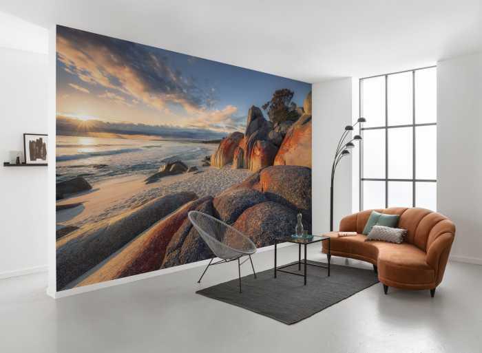 Digital wallpaper Bay of Fires