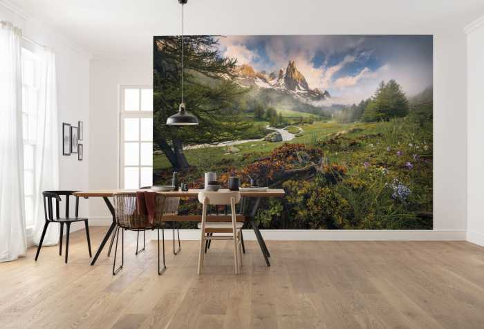 Digital wallpaper Last Paradise