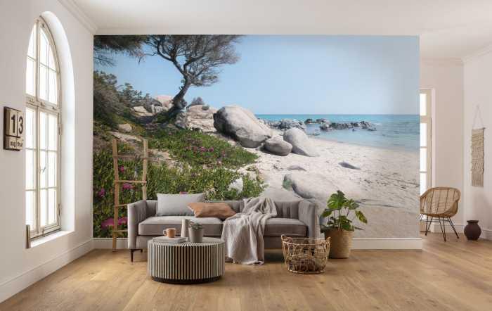 Digital wallpaper Mediterrane Träume
