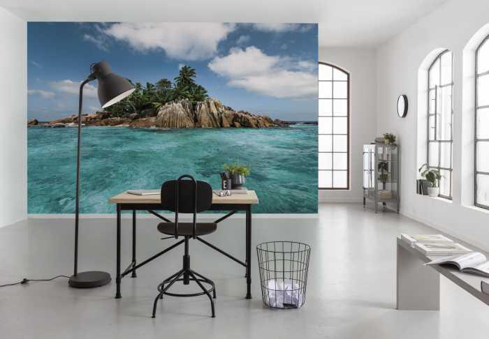 Digital wallpaper Schatzinsel III