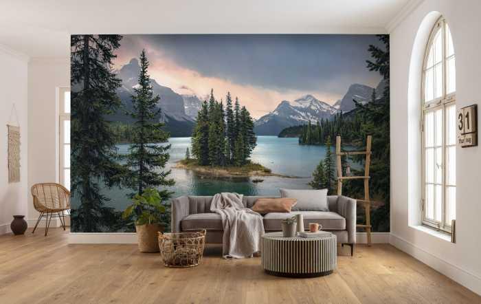 Digital wallpaper Spirit Island