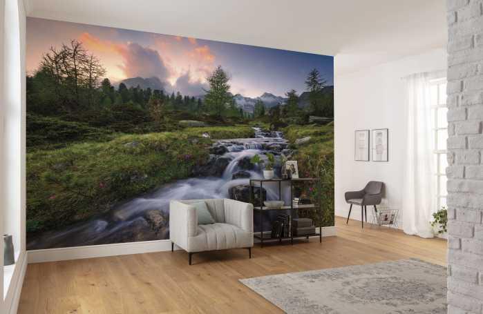 Digital wallpaper Wild Paradise