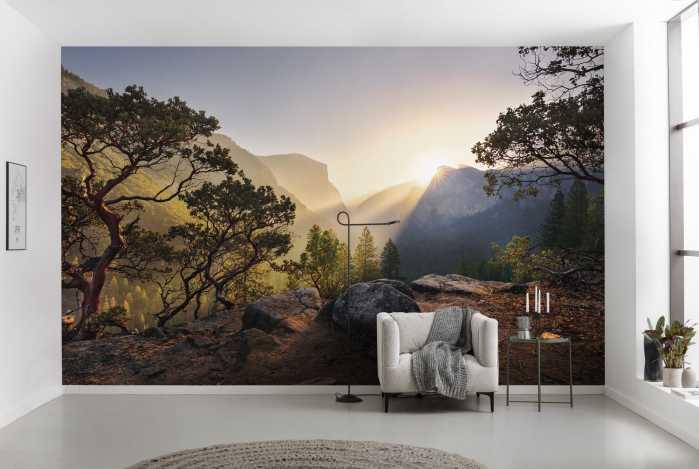 Digital wallpaper Yosemites Secret