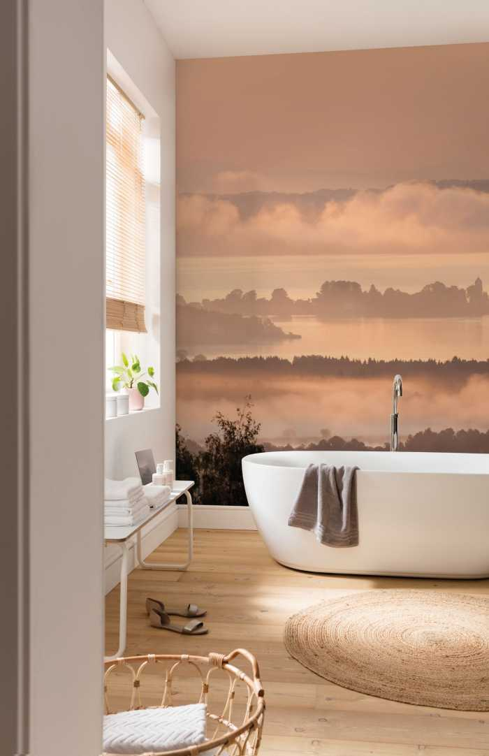 Digital wallpaper Chiemsee