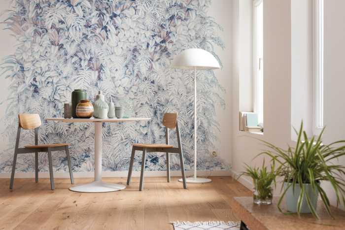Digital wallpaper Vertical Garden