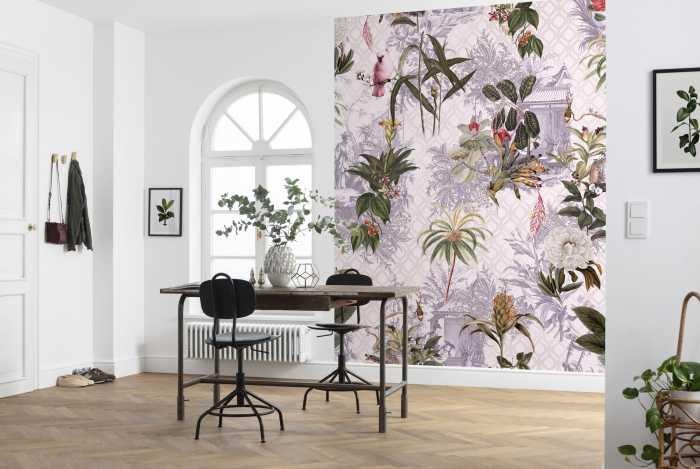 Digital wallpaper Tropicana