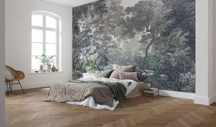 Digital wallpaper Fairytale Forest