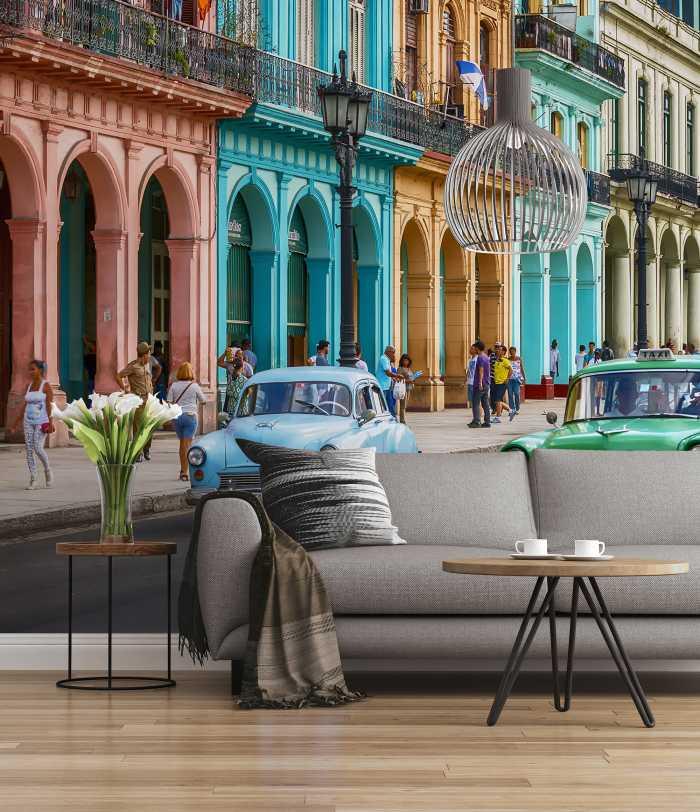Photomural Cuba