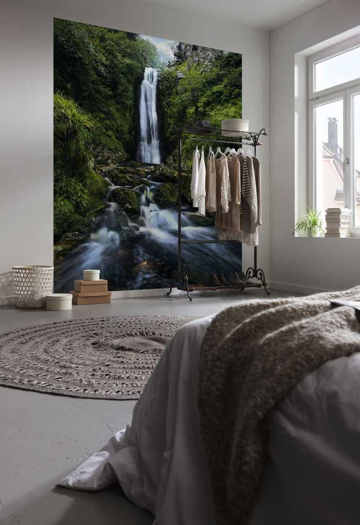 Digital wallpaper Glenevin Falls