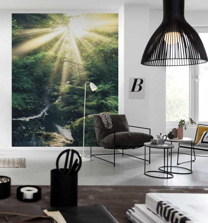Digital wallpaper Divine