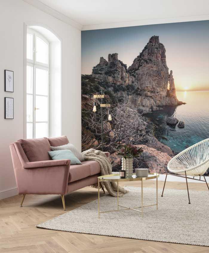 Digital wallpaper Colors of Sardegna