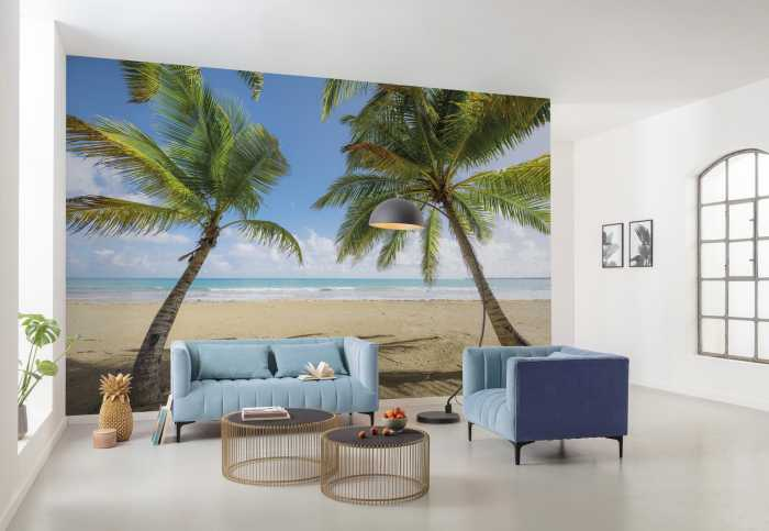 Digital wallpaper Caribbean Days II