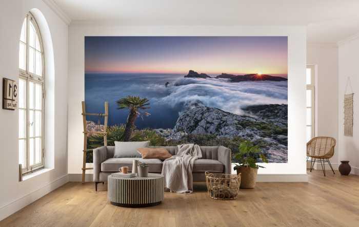 Digital wallpaper Island Paradise