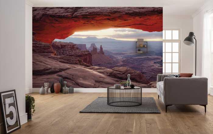 Digital wallpaper Mesa Arch