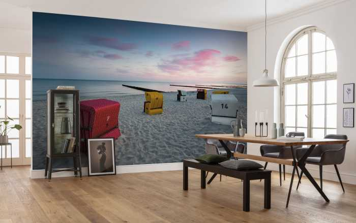 Digital wallpaper Ostseetraum