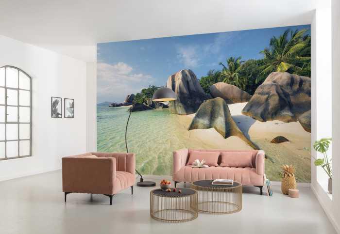 Digital wallpaper Ozeanperle