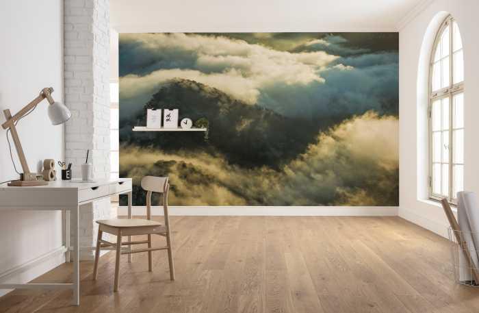 Digital wallpaper Pangea