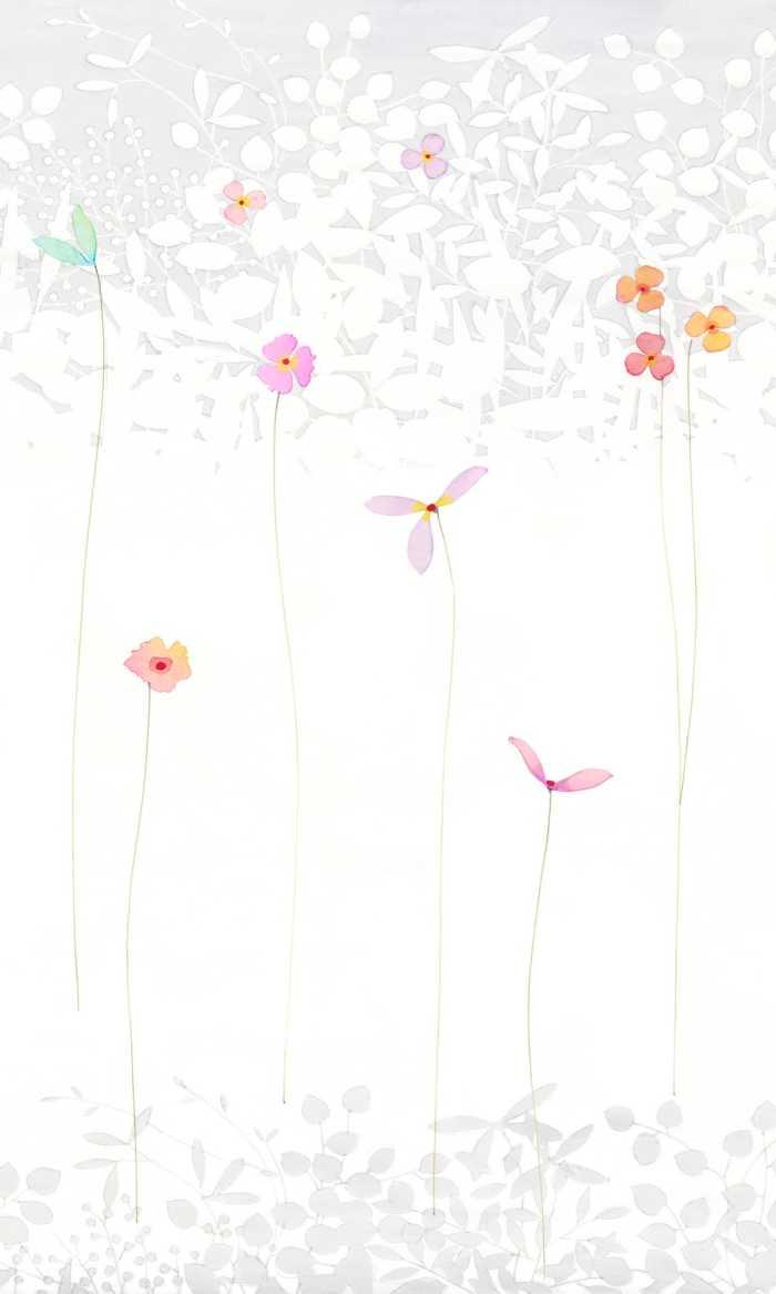 Digital wallpaper Satomi