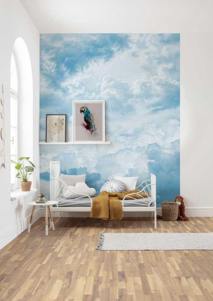 Digital wallpaper Himmelszelt