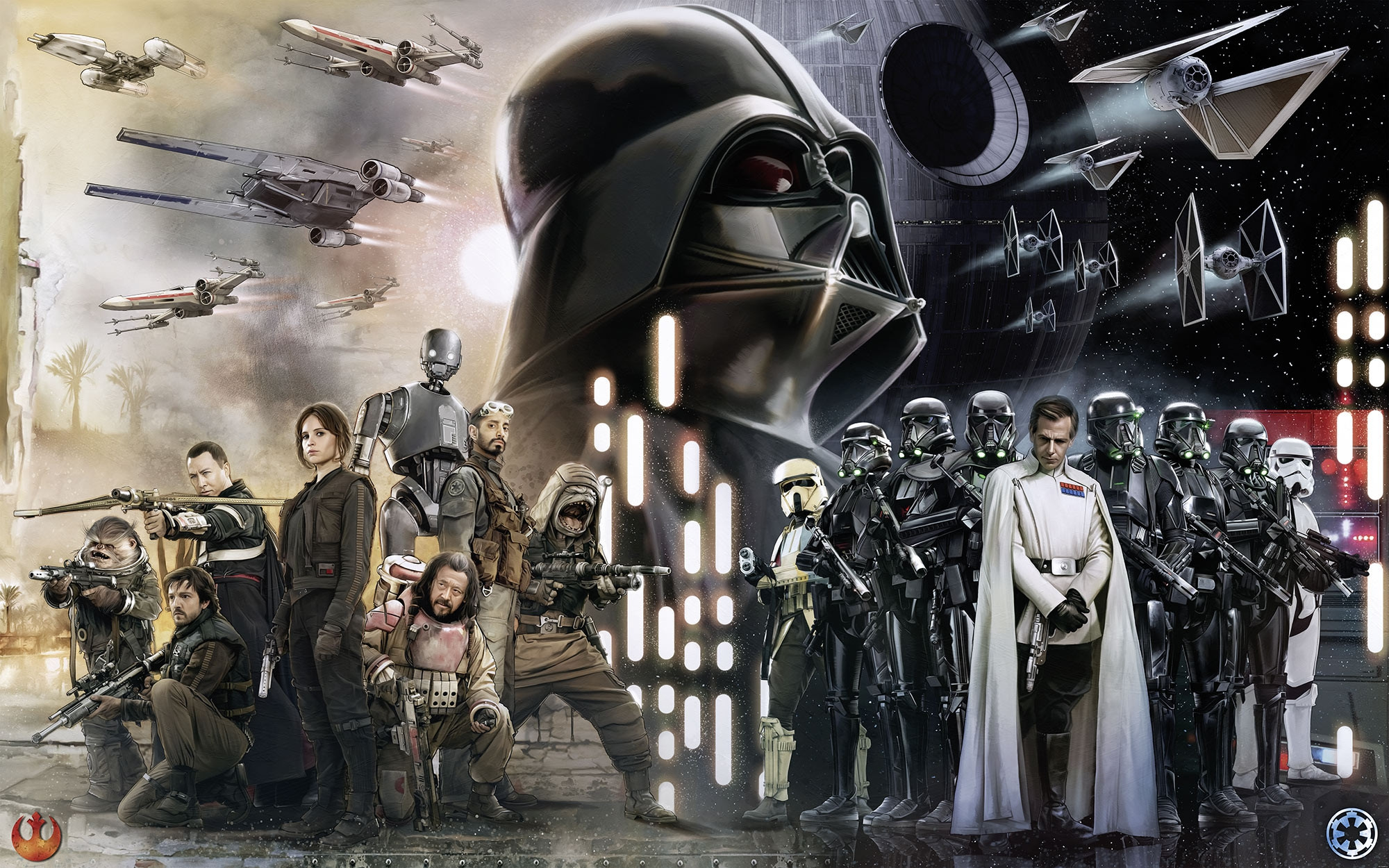Star Wars Collage