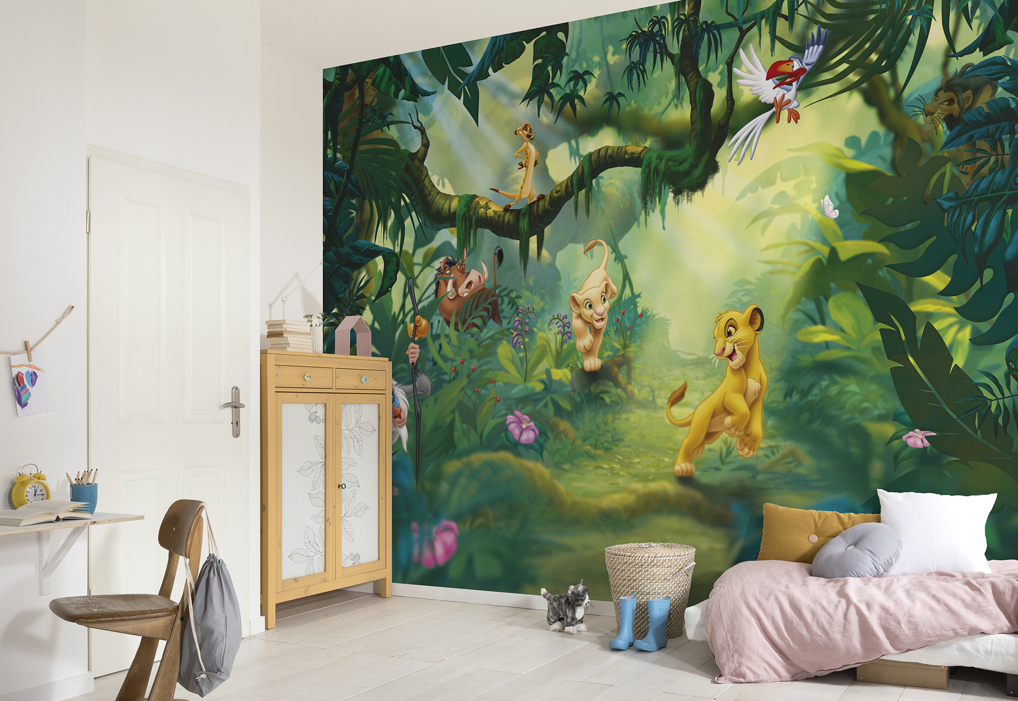 Lion King Jungle