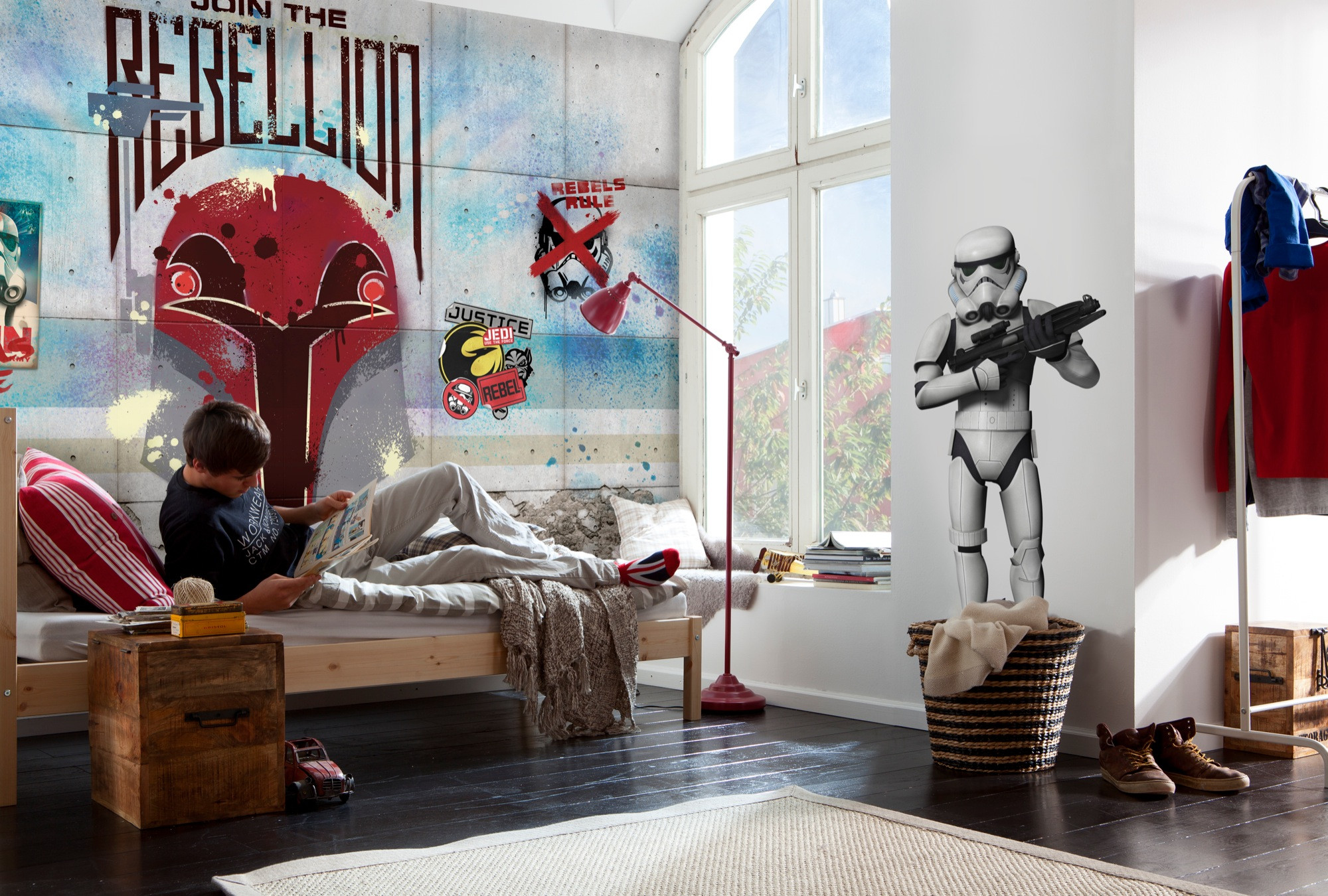 Star Wars Rebels Wall
