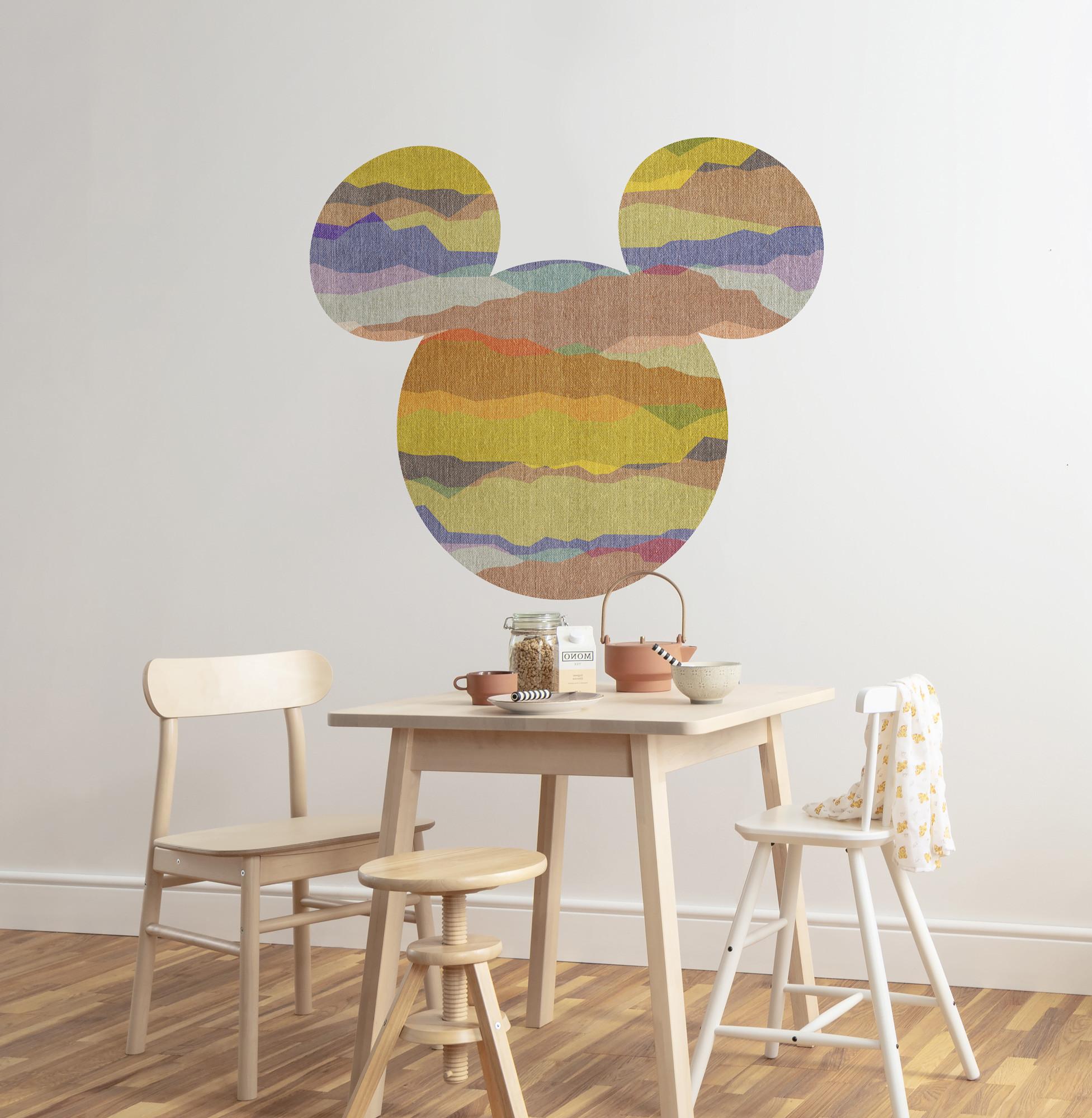 Mickey Head Vista