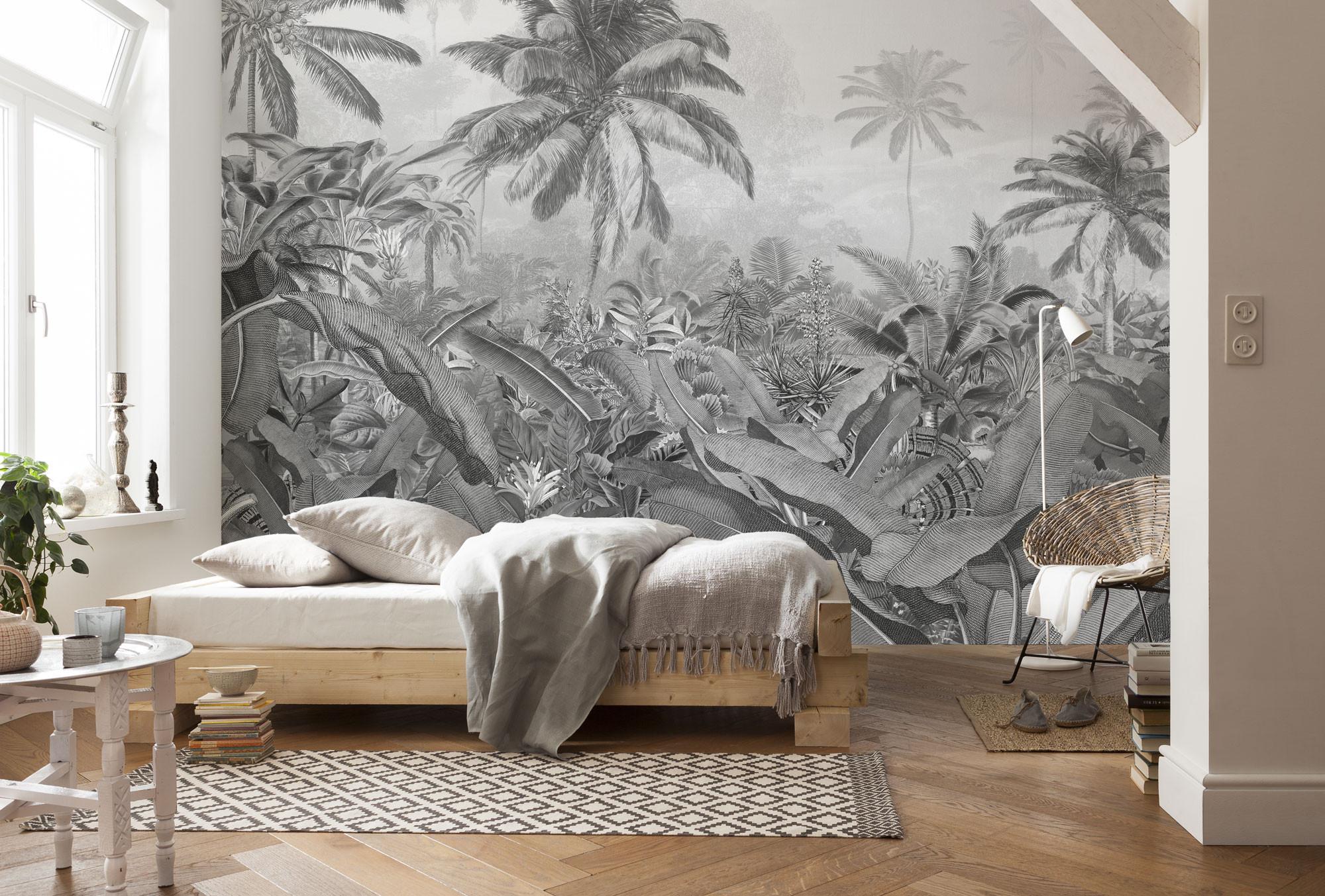 Amazonia Black and White