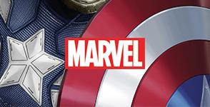 Marvel photomurals