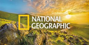 National Geogrpahic photomurals